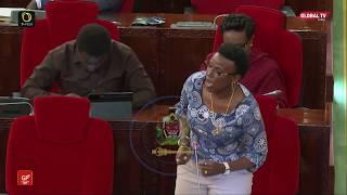 Halima Mdee AVURUGA Bunge Ishu ya LUGOLA -