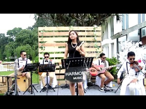 HARMONIC MUSIC BANDUNG - WANITA YANG KAU PILIH - HARMONIC MUSIC - WEDDING MUSIC BANDUNG
