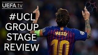 #UCL Group Stage REVIEW