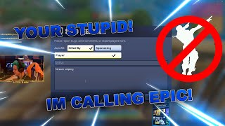 NINJA REPORTS ME! My side of the story! thumbnail