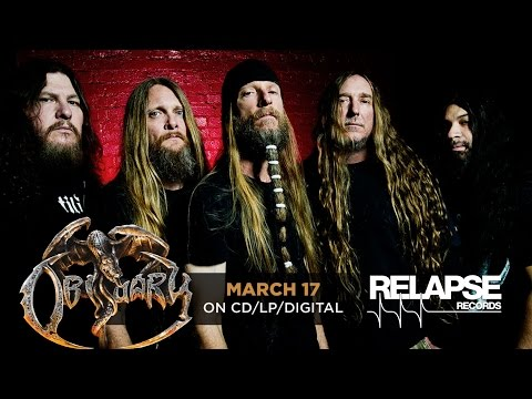 OBITUARY - A Lesson In Vengeance (Official Track)