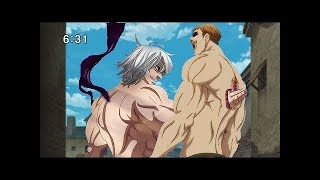 Nanatsu no Taizai: Imashime no Fukkatsu「AMV」- One For The Money