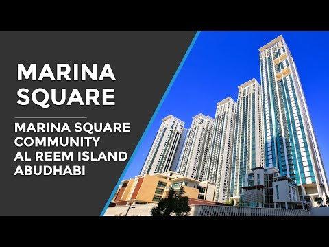 Marina Square Community Al Reem Island Abu Dhabi