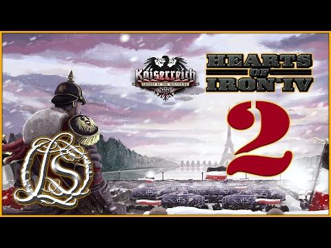 Hearts of Iron 4: KAISERREICH - German Empire - 2