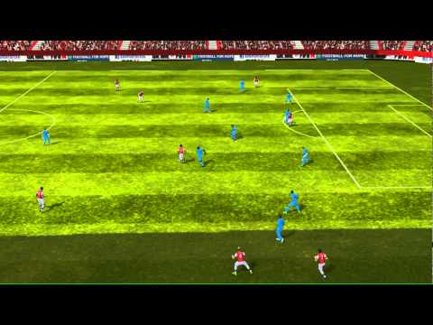 FIFA 14 IPhone/iPad - Arsenal Vs. Spurs