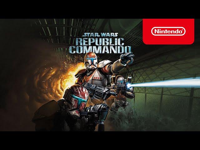 STAR WARS Republic Commando - Announcement Trailer - Nintendo Switch
