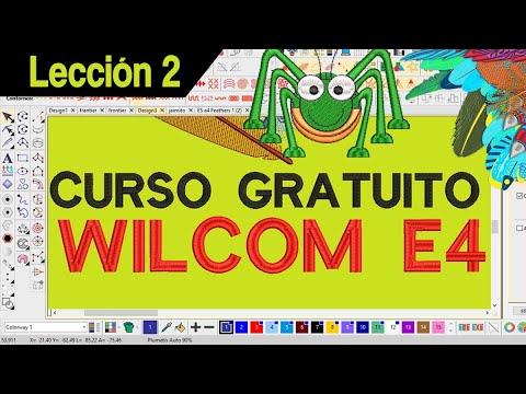 Lección 2: Wilcom