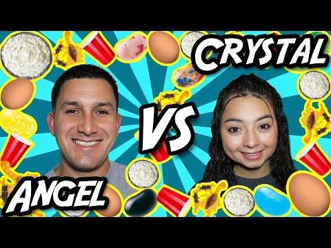 Angel VS Crystal - 2015 Year End Challenge