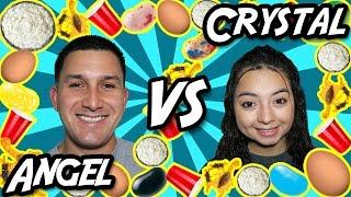 Angel VS Crystal - 2015 Year End Challenge