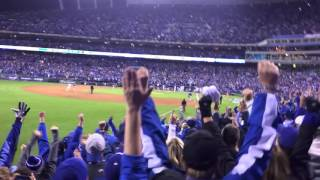 2015 World Series Game 1 - 14th inning Walk Off! - Royals vs Mets