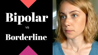 BIPOLAR DISORDER vs BORDERLINE PERSONALITY DISORDER - Mental Health with Kati Morton