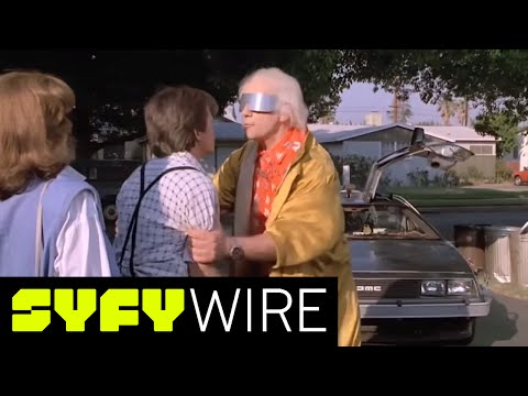 Back to the Future 30th Anniversary with Christopher Lloyd, Lea Thompson on Future Day | Blastr