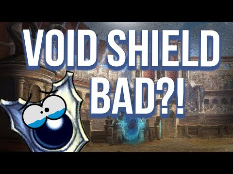 SMITE: Is VOID SHIELD Worth Buying?
