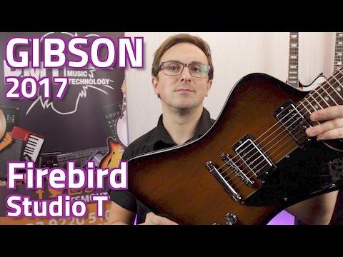 Gibson 2017 Firebird Studio T Review & Demo