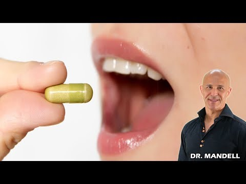 2 TRICKS TO MAKE IT EASIER TO SWALLOW PILLS - Dr Alan Mandell, DC