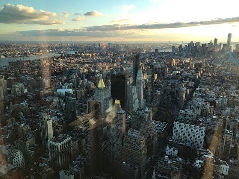 New York Trip Vlog Pt. 1