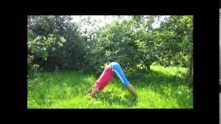 Утренняя йога для начинающих видео уроки