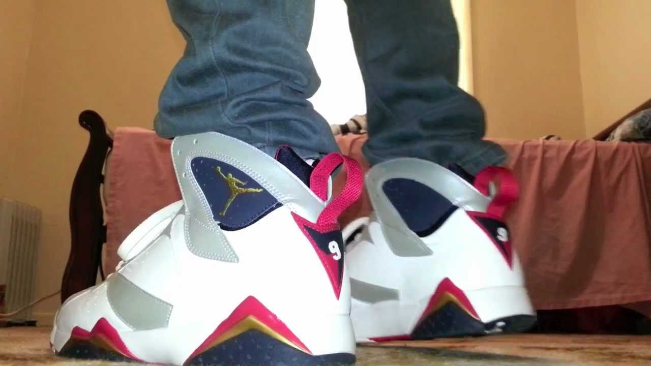 separation shoes 449c1 aa294 2012 Air Jordan 7 Retro