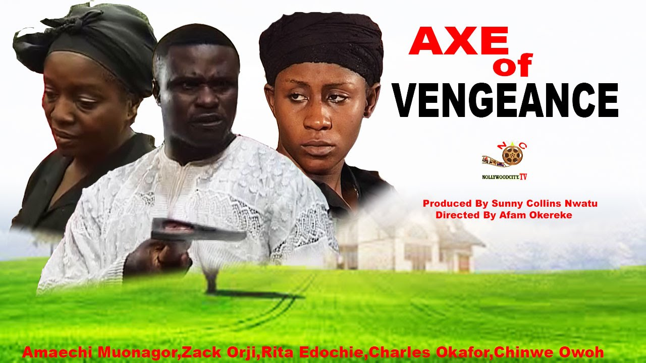 Image result for axe of vengeance nigerian movie