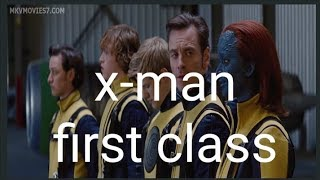 Latest Hollywood hindi dubbed movie xman first class