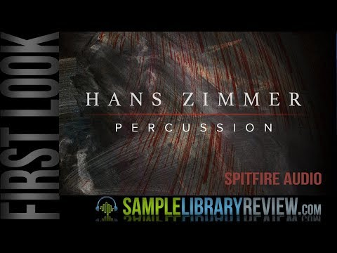 Checking Out: Hans Zimmer Percussion by Spitfire Audio