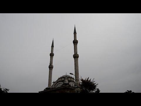 Время намаза в Стамбуле