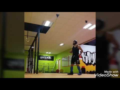 Kickboxing Training motivation