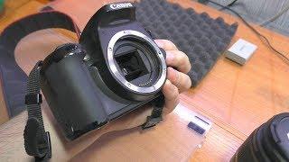 Мутные снимки / Бэк-фокус на зеркалке Canon 1000D (способ юстировки)