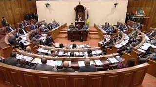Parlement Bhagwan et B renger expuls s mais refusent de partir