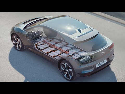 Jaguar I-PACE   Battery Specification