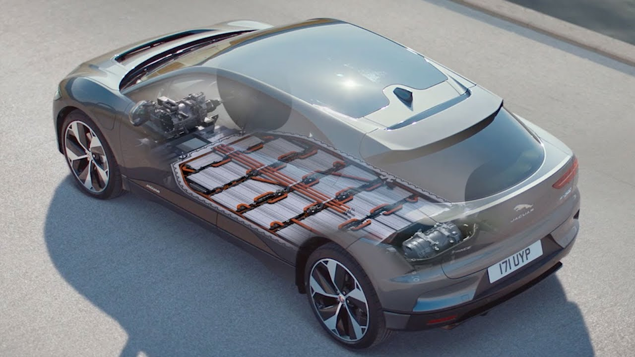 Jaguar I Pace Battery Specification