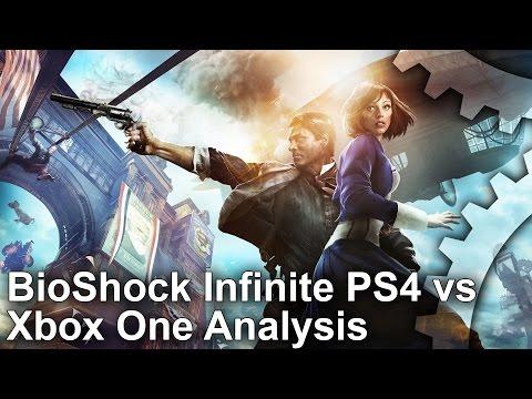 BioShock Infinite PS4 vs Xbox One Analysis + Frame-Rate Test