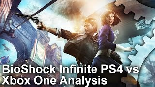 BioShock Infinite PS4 vs Xbox One Analysis + Frame-Rate Test