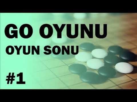 Go Oyunu - Oyun Sonu #1 (Sente ve Gote)
