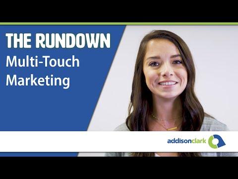 The Rundown: Multi-Touch Marketing