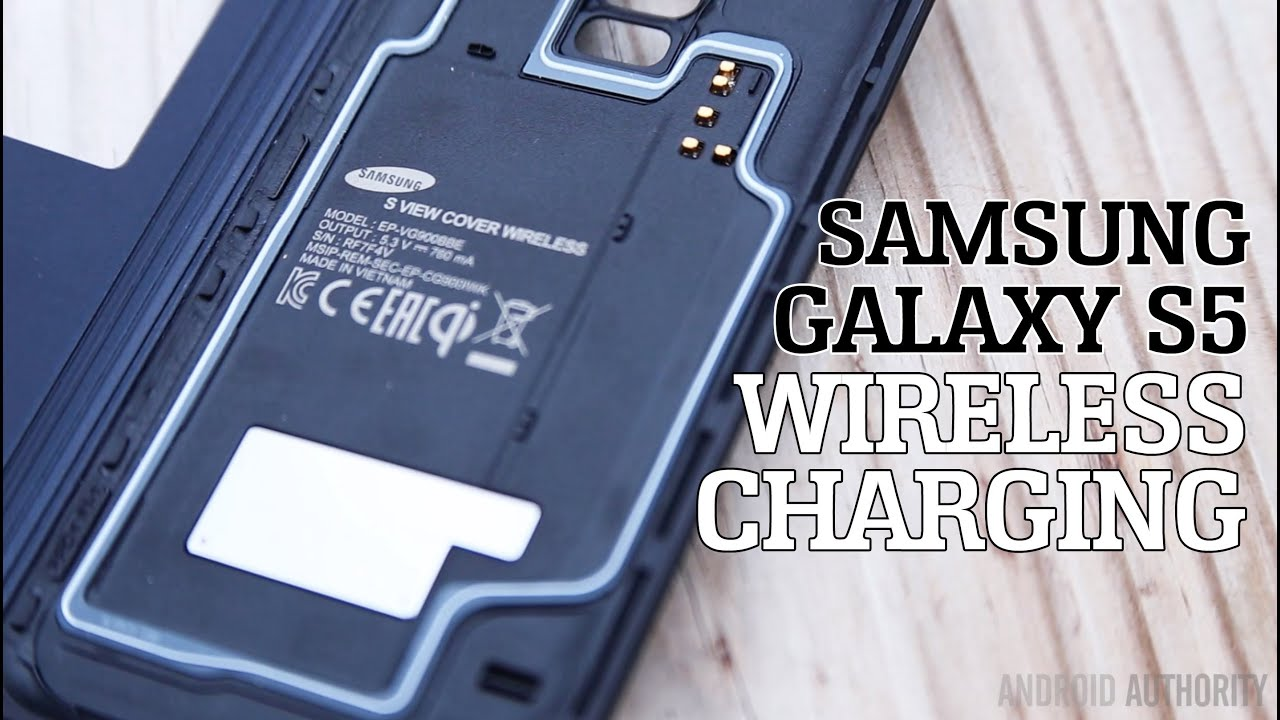 buy popular aaf68 24f39 Samsung Galaxy S5 Wireless Charging - Everything you need to know!