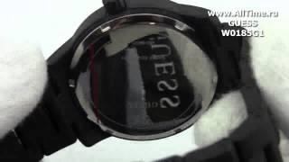 Обзор. Мужские наручные часы Guess W0185G1(, 2014-05-06T16:41:30.000Z)
