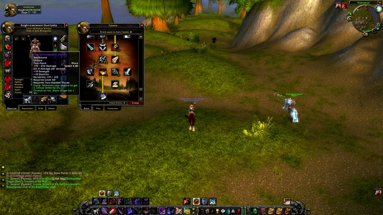 ▷ world of warcraft guide fury warrior pvp spec, talents and.