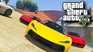 GTA 5 Funny Moments #479 with Vikkstar