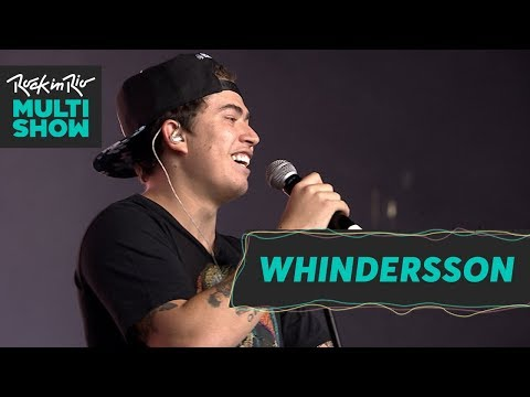 Whindersson Nunes no Digital Stage | Paródias |  Rock In Rio 2017 | Dia 2