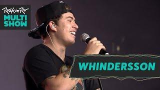 Whindersson Nunes no Digital Stage | Paródias |  Rock In Rio 2017 | Dia 2
