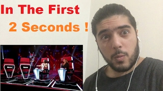 Jennie Lena sings Who's Loving You | Blind Audition | The voice of Holland Reaction !- NGReacts