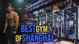 ENTRENANDO CON UN SEGUIDOR EN SHANGHAI | CHINA #TFBWORLDTOUR