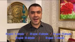 """""""TV -yə Giriş Sərbəstdir"""" adlı konsertin yeni tarixləri."""