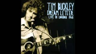 Tim Buckley - Dream Letter Live in London
