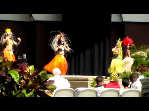 Tahitian Solo 14-17 year old