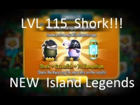 SHORK lvl 115 Skills + Gameplay l Canine Gang Progressive Island l Nemesis Talos