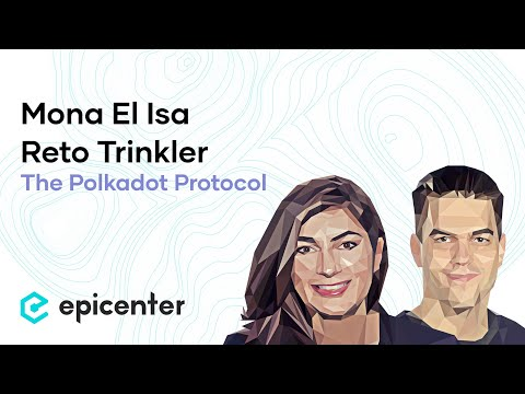 Reto Trinkler & Mona El Isa: The Polkadot Protocol - One Blockchain To Connect Them All (158)