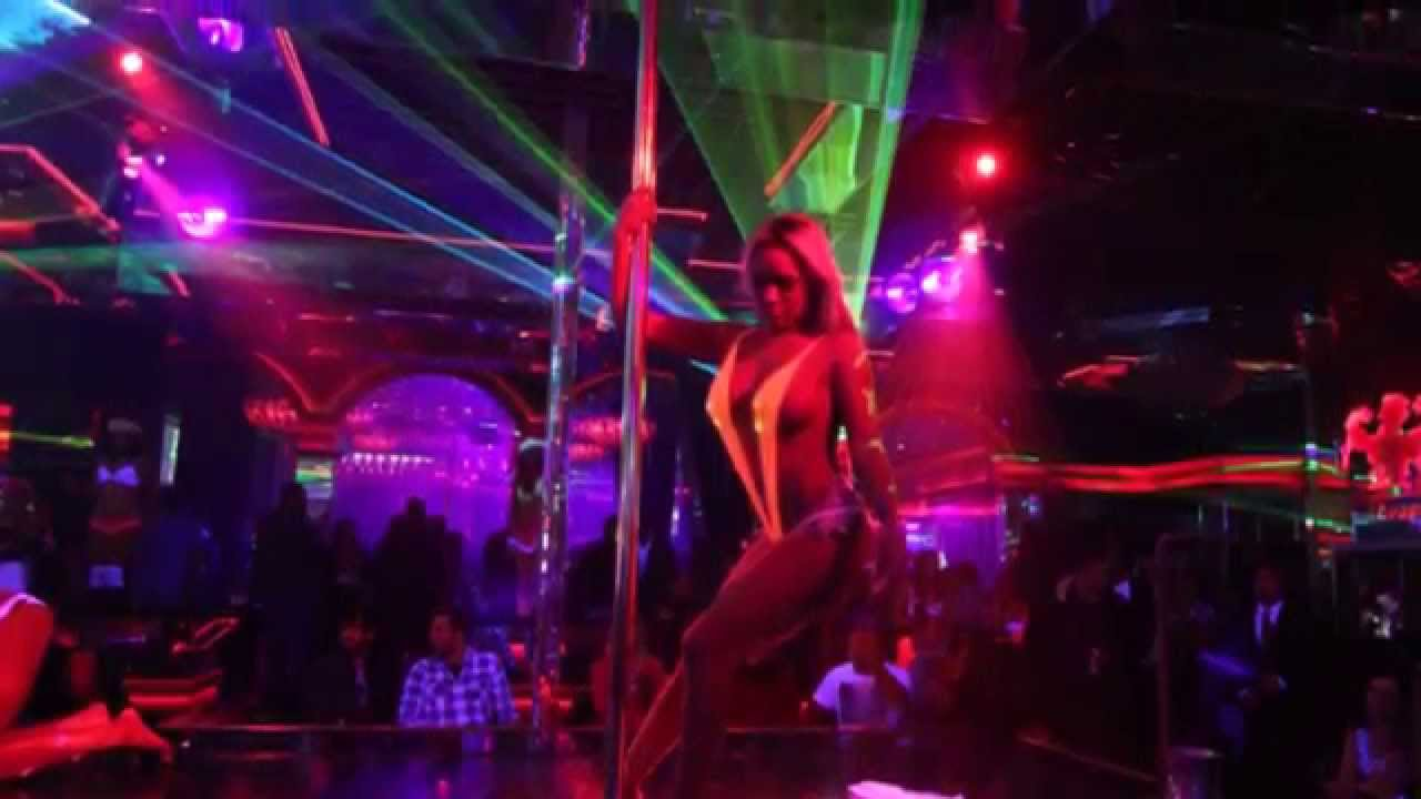 las vegas strip night club