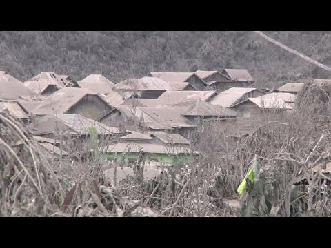 Agony has no end as Mount Sinabung keeps erupting